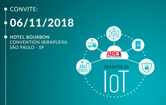 Convite ABES Desafios da IoT